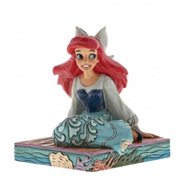 Disney Traditions Be Bold (Ariel Figurine)