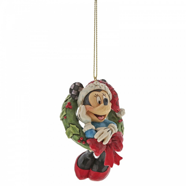 Disney Traditions Minnie Mouse Hanging Ornament