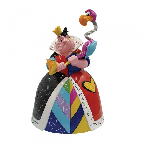 Disney Britto Queen of Hearts Figurine - 6008525