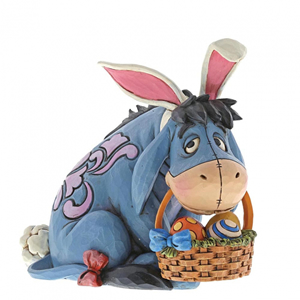 Disney Traditions Eeyore Cottontail - 6001284