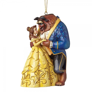 Disney Traditions Beauty & Beast Hanging - A28960