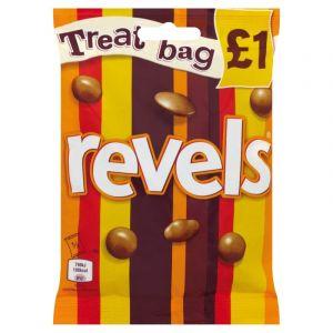 20 X Revels Treat Bag £1 PMP