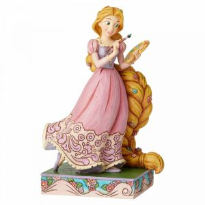 Disney Traditions Adventurous Artist (Rapunzel Princess Passion Figurine)