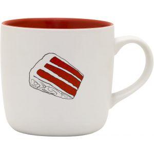About Face Designs Red Velvet Mug - 187686