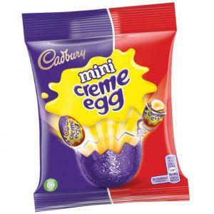 11 x Cadbury Creme Egg Minis Bag 78g