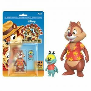 Funko Action Figure Chip and Dale Rescue Rangers Afternoon Dale - 20401