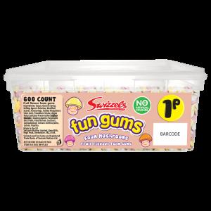 1 x Swizzels Foam Mushrooms best before 31/8