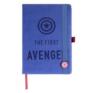 Avengers Captain America Premium Notebook