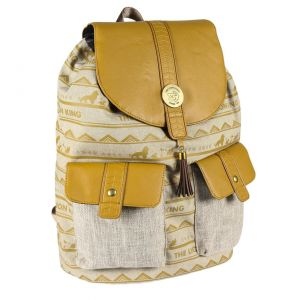 Backpack Casual Travel Lion King Adult - 2100002861