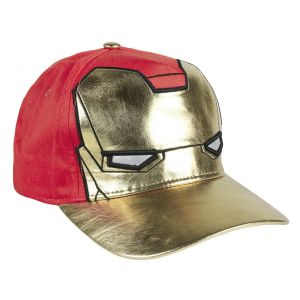 CAP 3D AVENGERS IRON MAN KIDS - 2200003580