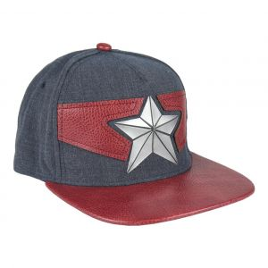 Avengers Adult Flat Peak Cap