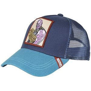 CAP BASEBALL AVENGERS THANOS ADULT - 2200003755