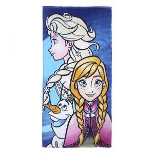 ANNA, ELSA & OLAF TOWEL COTTON FROZEN - 2200003867