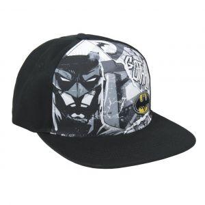 Batman Adult Flat Peak Cap