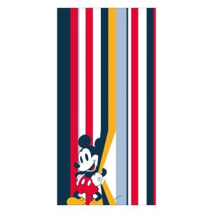 2 X Mickey Polyester Towel