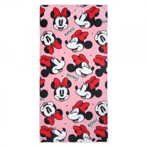 2 x Disney Minnie Mouse Polyester Towel