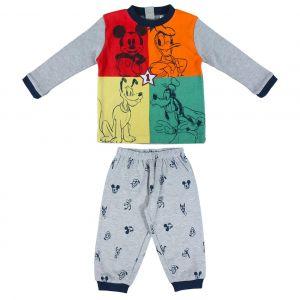 Disney Mickey Mouse Long Baby Pyjamas