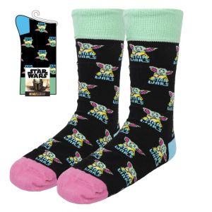 Adults Socks The Mandalorian - 2200006577  - Size 4-7