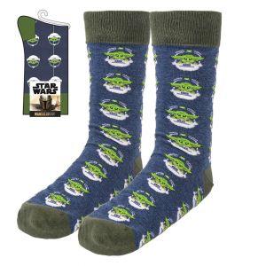 Adults Socks The Mandalorian - 2200006680 - Size 4-7