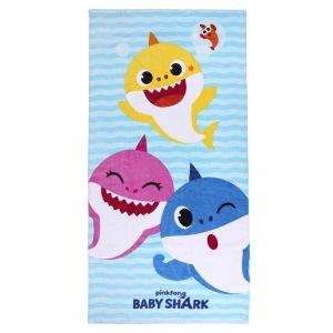 Baby Shark Cotton Towel
