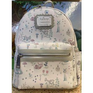 Disney by Loungefly Backpack Alice in Wonderland AOP heo Exclusive
