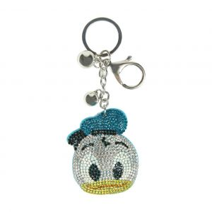 2 x Key Chain 3D Disney Donald Duck