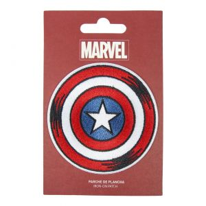 Captain America Iron On Patch - 2600000524