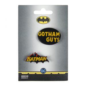 Batman Brooch - 2600000562