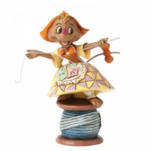 Disney Traditions Cinderella's Kind Helper (Suzy Figurine)