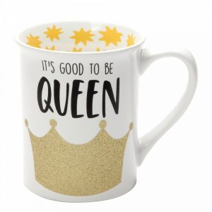 2 x Our Name Is Mud Queen Mug