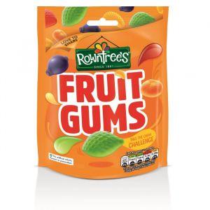10 x Rowntree's Fruit Gums Bag 150g