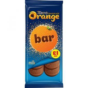19 x Terry's Chocolate Orange Sharing Bar 90g