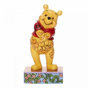 Disney Traditions Beloved Bear - Winnie the Pooh Personality Pose Figurine