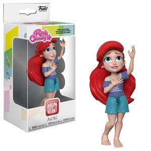 Funko 33529 Rock Candy: Comfy Princesses: Ariel