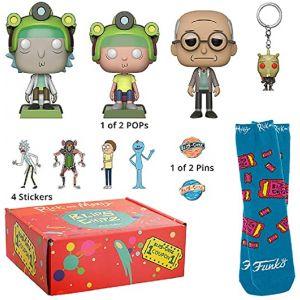 Funko 34862 Rick & Morty Blips & Chitz Mystery Box