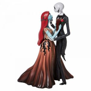 Disney Showcase Jack and Sally Couture de Force Figurine - 6008701