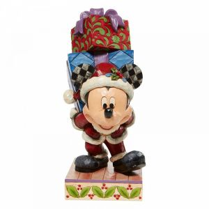 Disney Traditions Mickey Carrying Gifts Behind His Back - 6008978