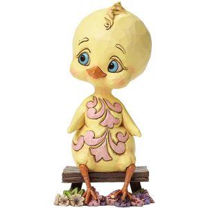 Jim Shore Heartwood Creek Spring Chick Pint-Sized Figurine