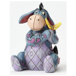 Jim Shore Disney Traditions Mini Eeyore (Eeyore Figurine)