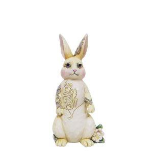 Heartwood Creek White Woodland Mini Bunny - 4056969
