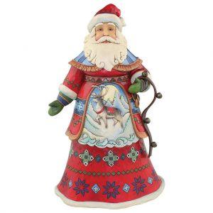 Heartwood Creek Joyful Journey Santa - 4058783
