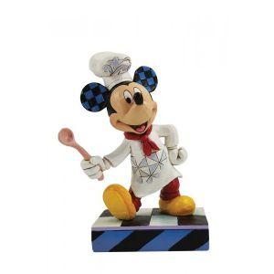 Jim Shore Disney Traditions Chef Mickey Figurine