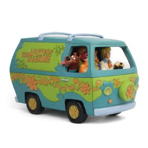Jim Shore Scooby Doo Cruisin For a Mystery (Mystery Machine Figurine) - 6005977