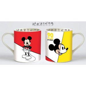 2 x Enchanting Disney 90th Mug