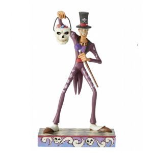 Jim Shore Disney Traditions The Shadow Man Can (Dr Facilier Figurine)