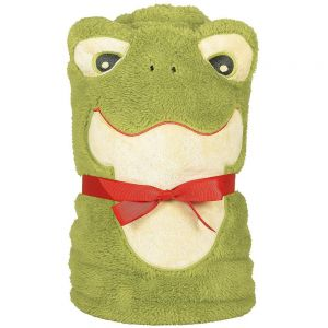 2 x Snowpinions Frog Throw Blanket