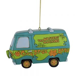 Jim Shore Scooby Doo Mystery Machine Hanging Ornament - 6007256