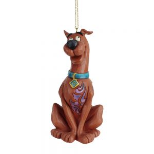 Jim Shore Scooby Doo Hanging Ornament - 6007257