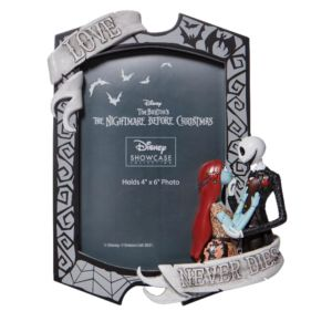 Disney Showcase Jack and Sally Couture de Force Photo Frame - 6008702