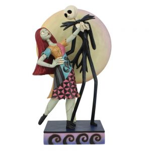 Disney Traditions Jack and Sally Love - 6008992